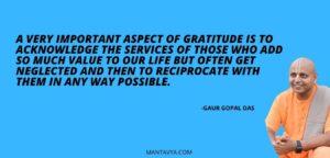 Top Gaur Gopal Quotes