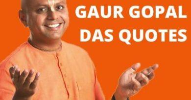 Gaur Gopal Das Quotes