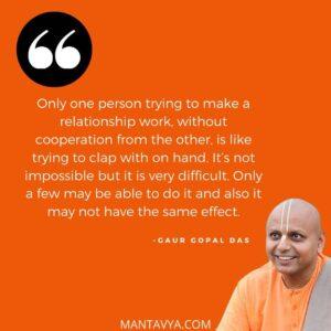Gaur Gopal Quotes
