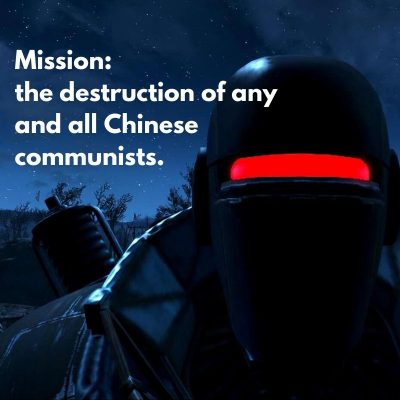 Liberty Prime 4 Quotes