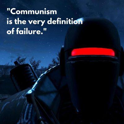 Liberty Prime Quotes