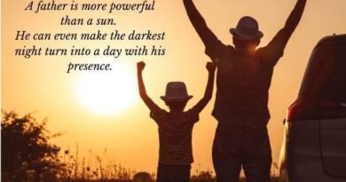 Happy Fathers Day Dad Quotes