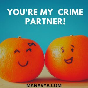 Best Friend Crime Partner