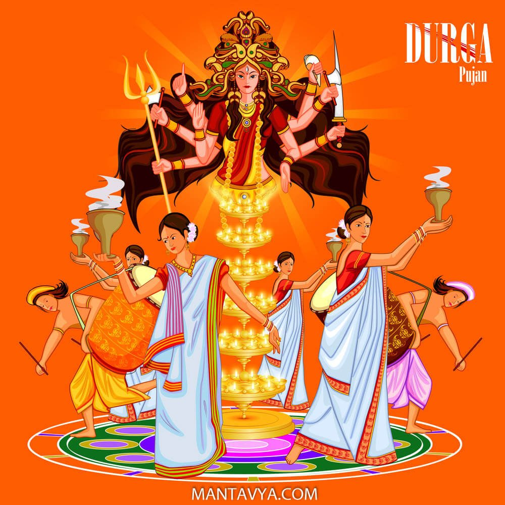 Navratri Images For Durga Pooja